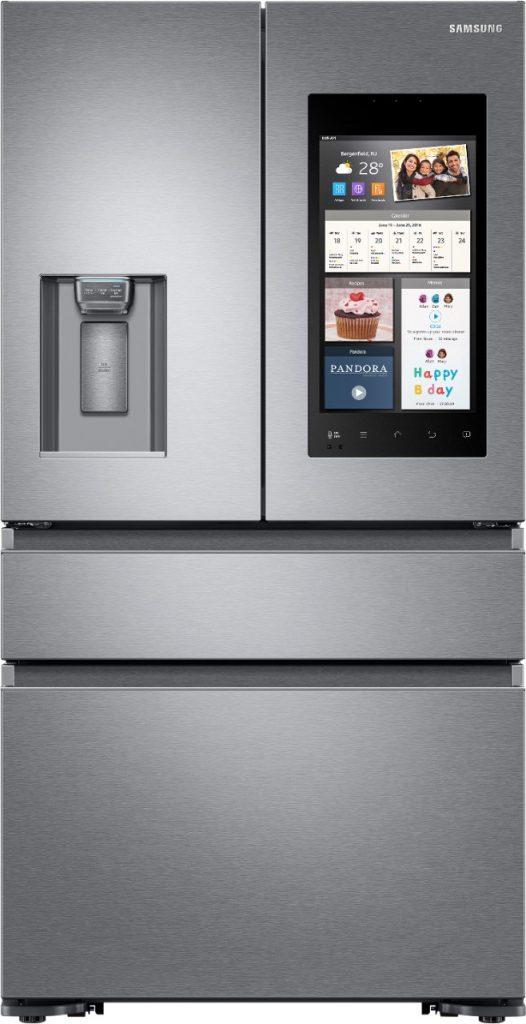 Best Buy Samsung fridge
