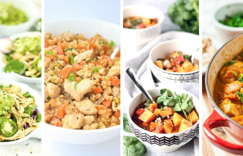 Whole30 Fall Dinner Recipes