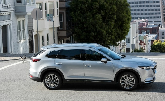 2017 Mazda CX-9 Signature Has Tons of Bells and Whistles