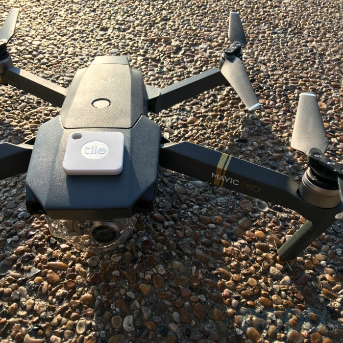 I Lost My DJI Mavic Pro Drone and Found it with the Tile App #TileIt