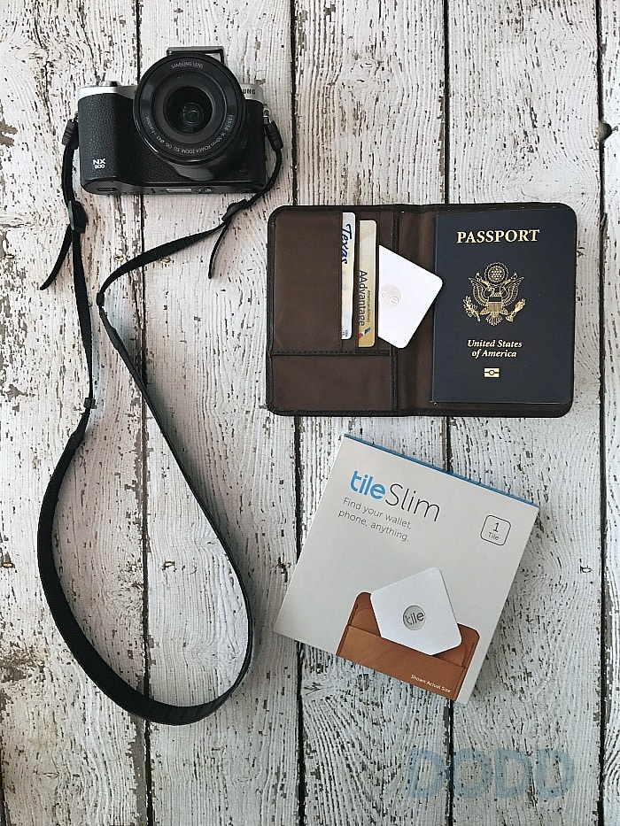 Tile Slim Travel