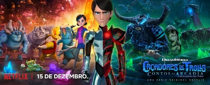 DreamWorks Trollhunters Part 2