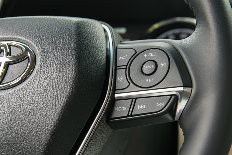 2018 Toyota Camry Cruise Control