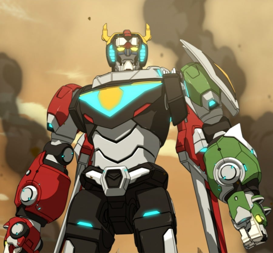 DreamWorks Voltron Legendary Defender Season 5