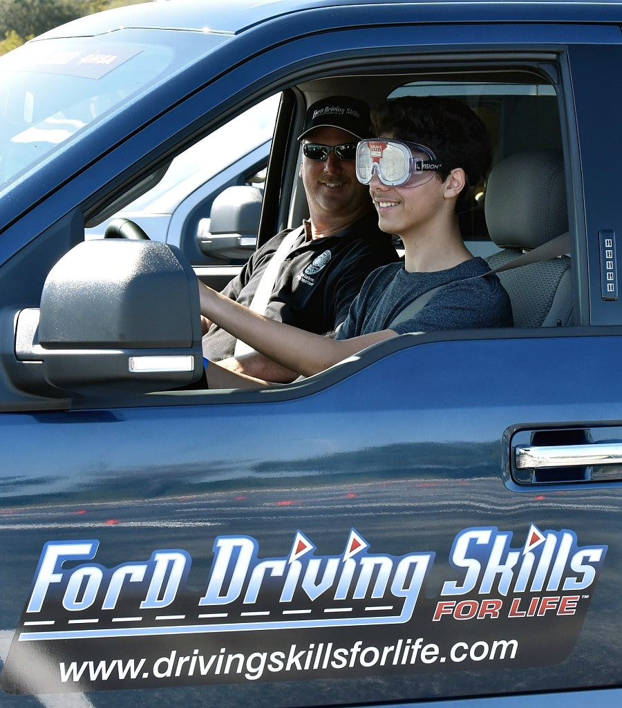 If You Have a Teen Driver, Ford Driving Skills for Life is a MUST!