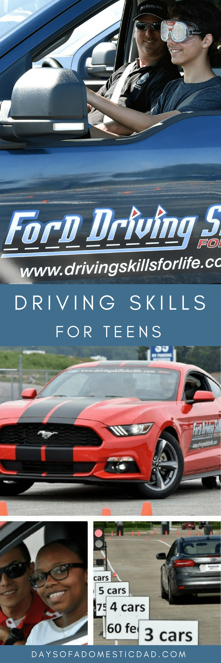 Driving Skills for Teens - Ford Driving Skills for Life is coming to your area.