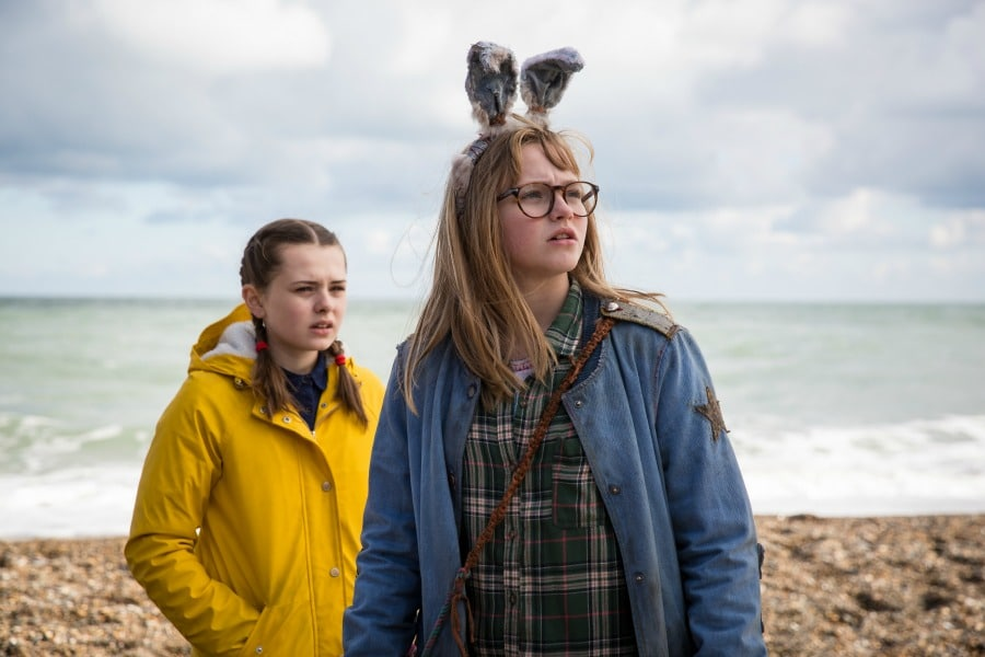 I Kill Giants Barbara Thorson