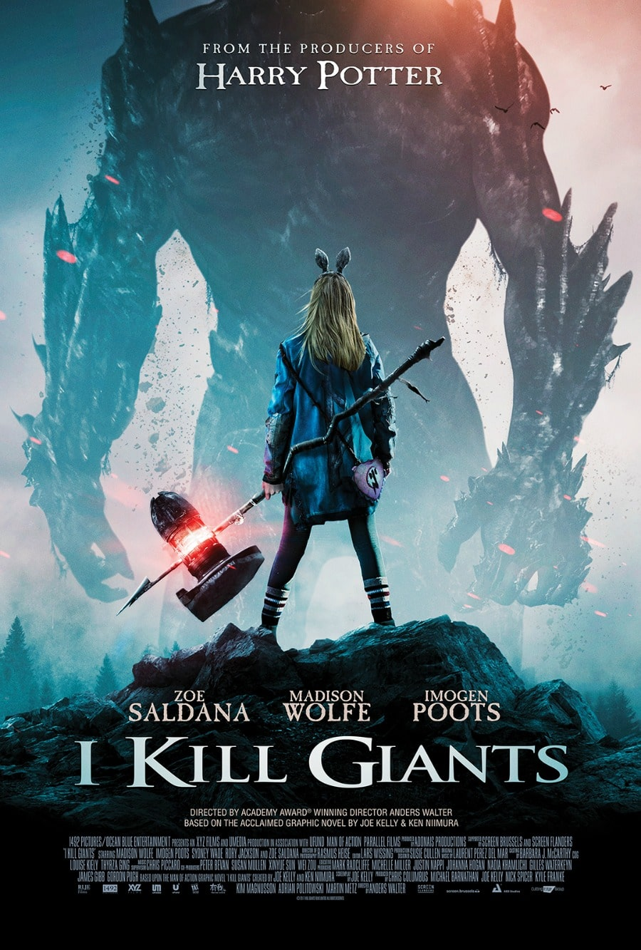 I Kill Giants Encourages and Inspires Girls to Not Be Afraid
