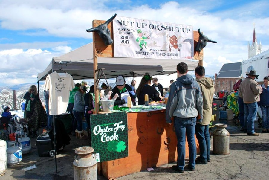 Nut Up or Shut Up Rocky Mountain Oysters Festival
