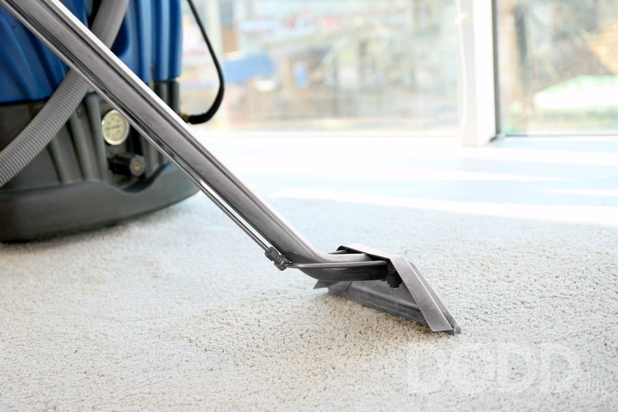 5 Spring Cleaning Tips - Carpet Cleaning