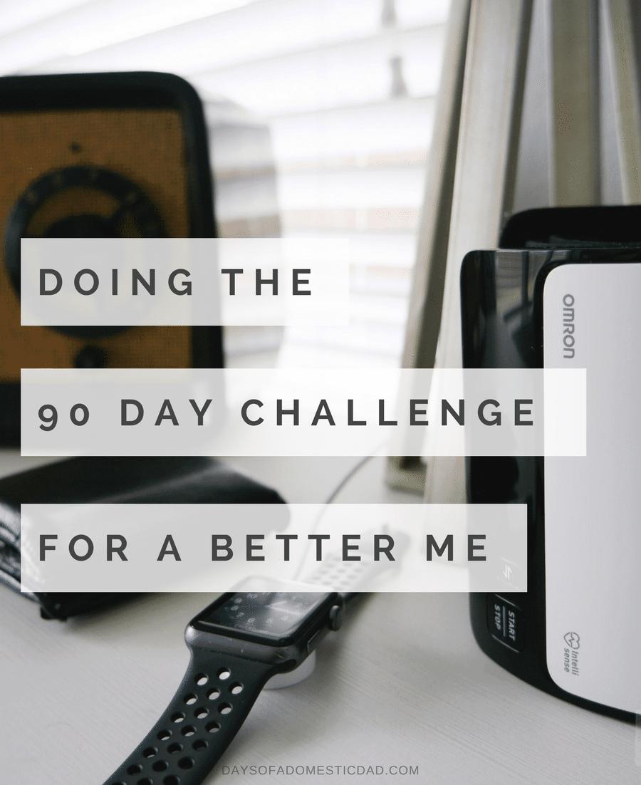 Yes I am Fat, I Know! That is Why I am Doing the 90 Day Challenge