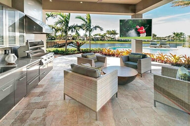 Creative Outdoor Living Space Ideas