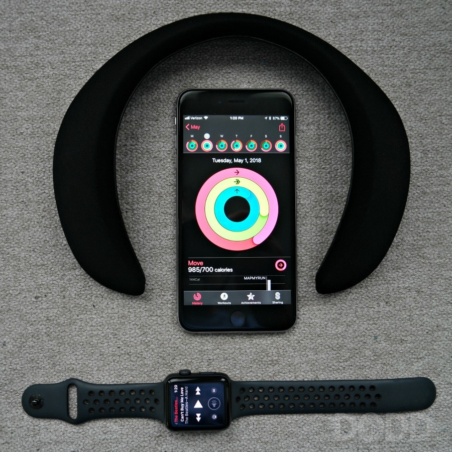 Bose Soundwear Apple