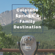 Colorado Springs, a Family Destination - Hero