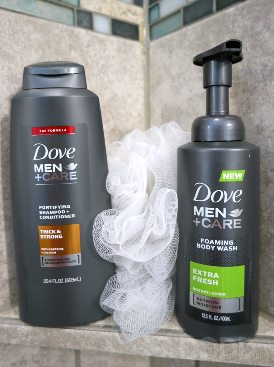 Dove Men + Care Shower