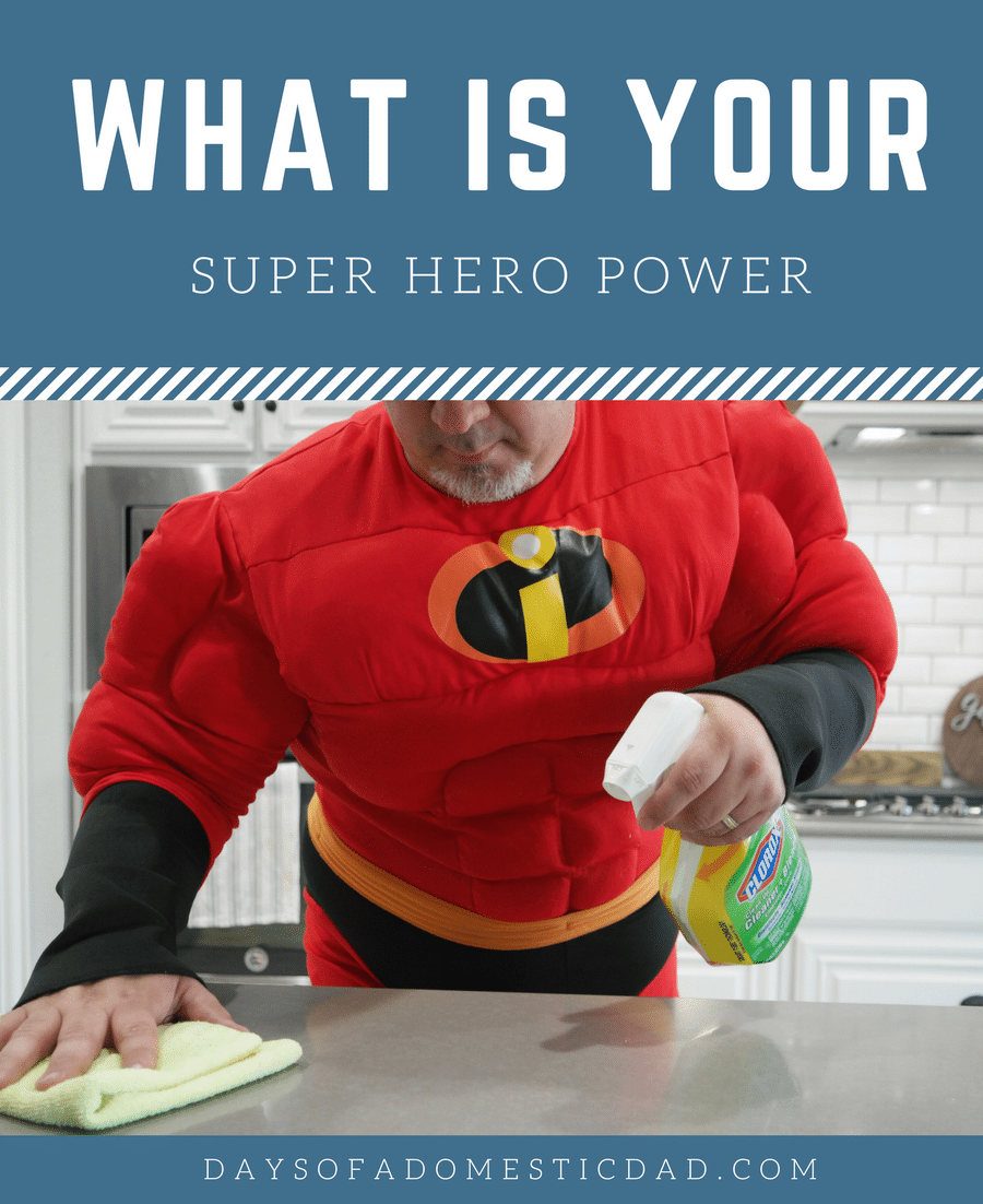 What is Your SuperPower – Clorox