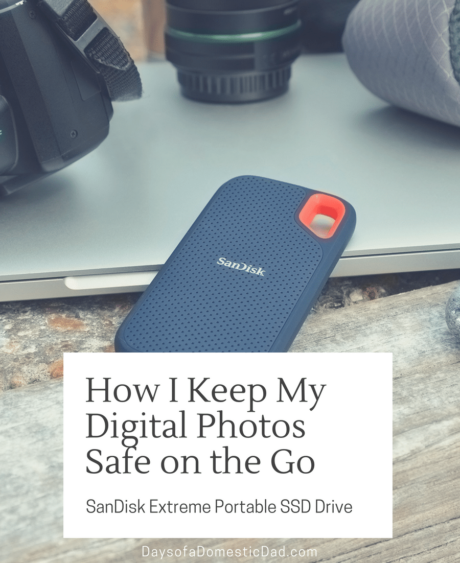 How I Keep My Digital Photos and Documents Safe