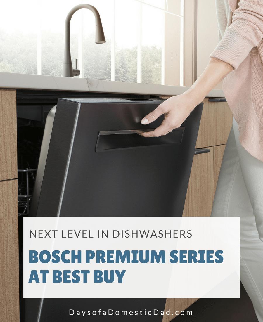 Bosch Premium Series Dishwashers at Best Buy