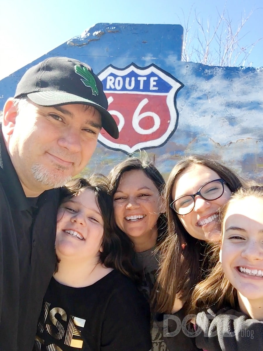 route 66 road stop