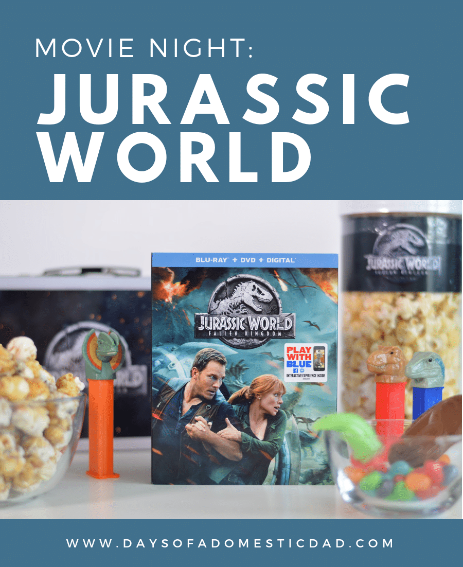 Movie Night: Now Playing Jurassic World