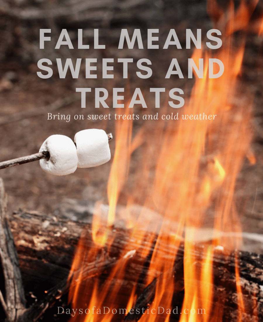Fall Means Sweet Treats