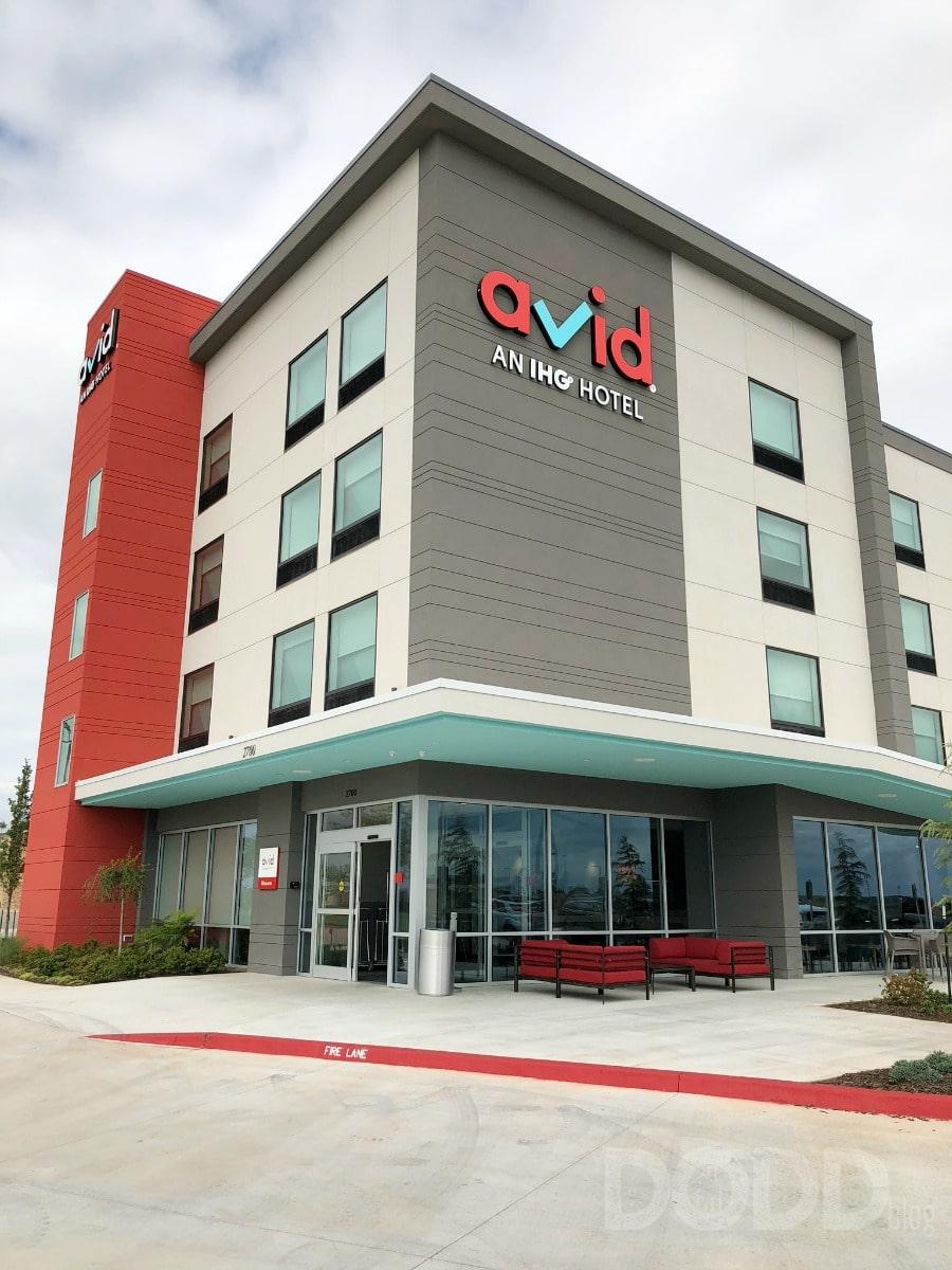 avid hotel Oklahoma city