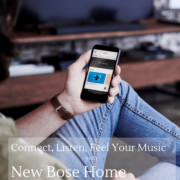New Family Bose Home Entertainment System