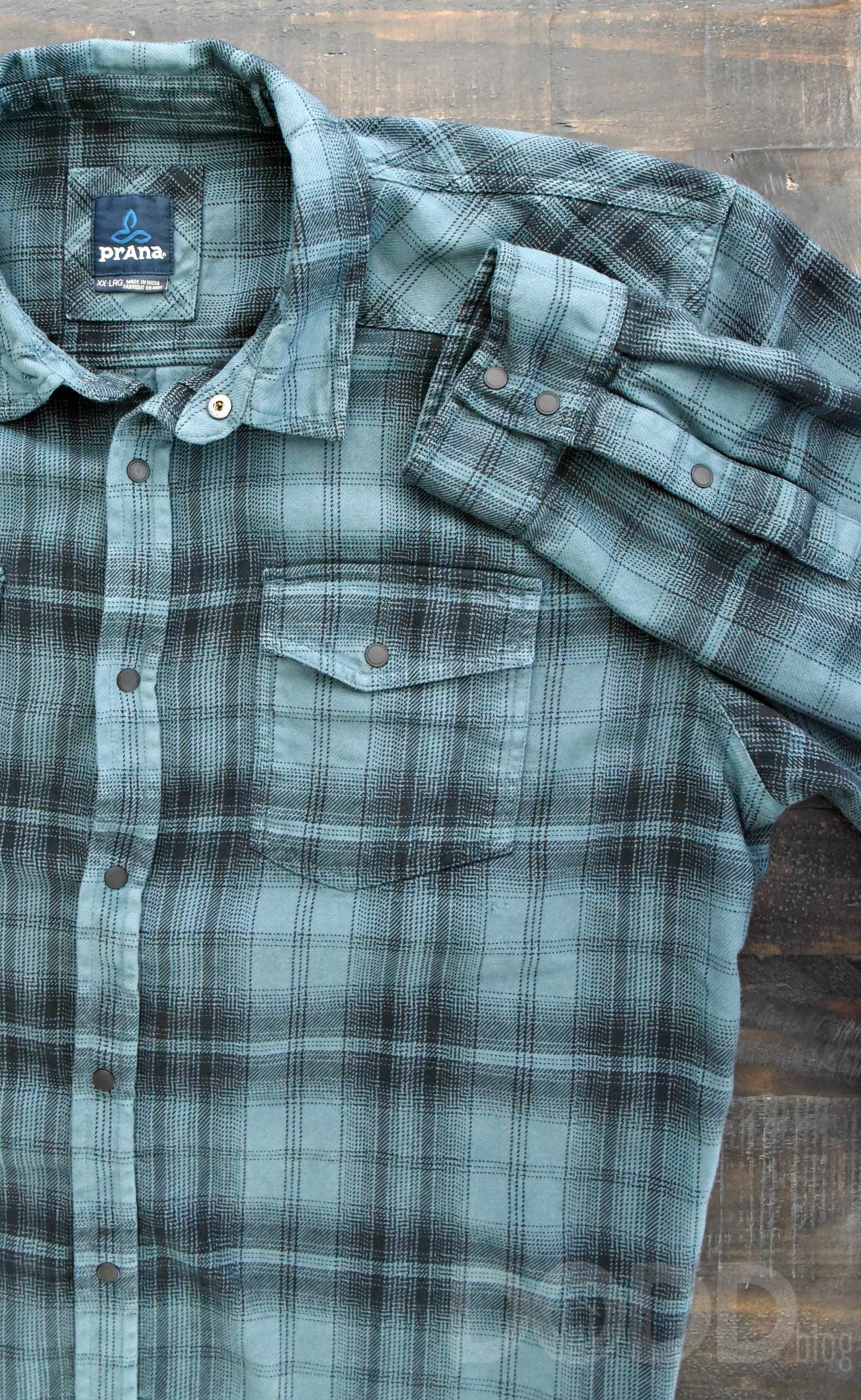 prAna Horizon Flannel