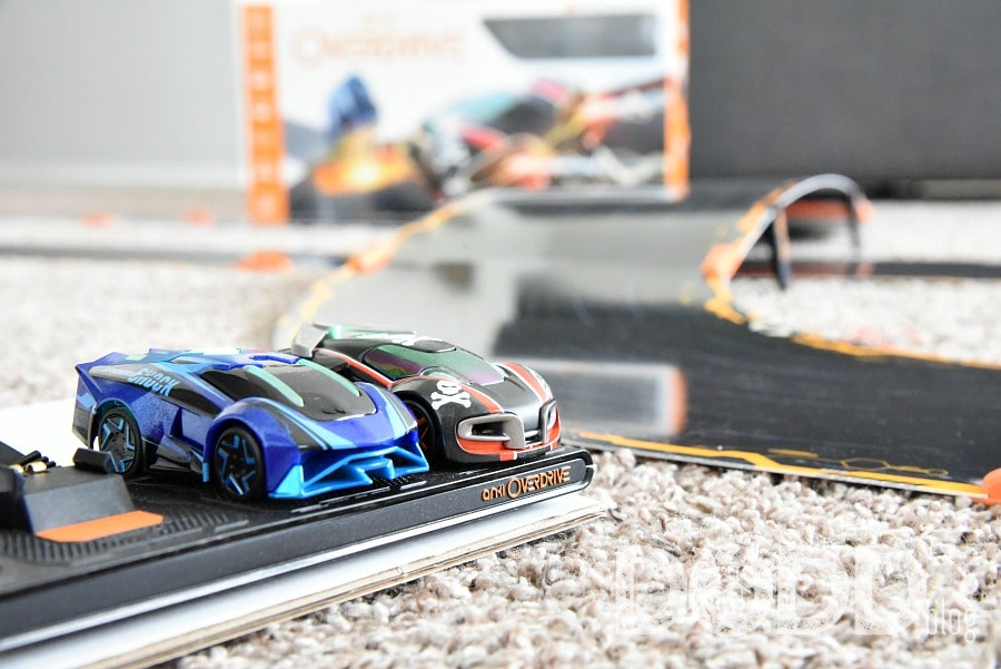 Anki Overdrive Starter Kit Car Racing Game for Kids ...