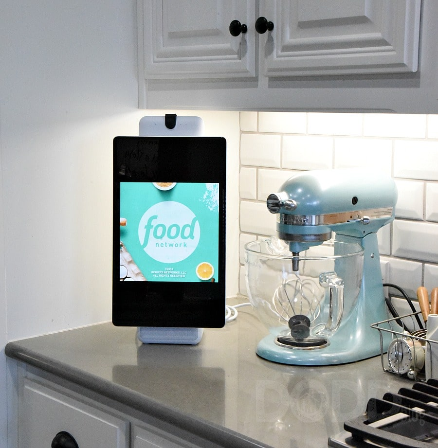 Facebook Portal Food Network