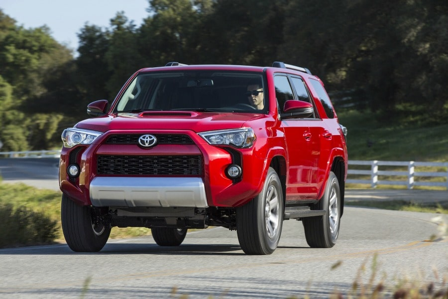 Hit the Offroad in the Toyota 4Runner TRD Off-Road Premium