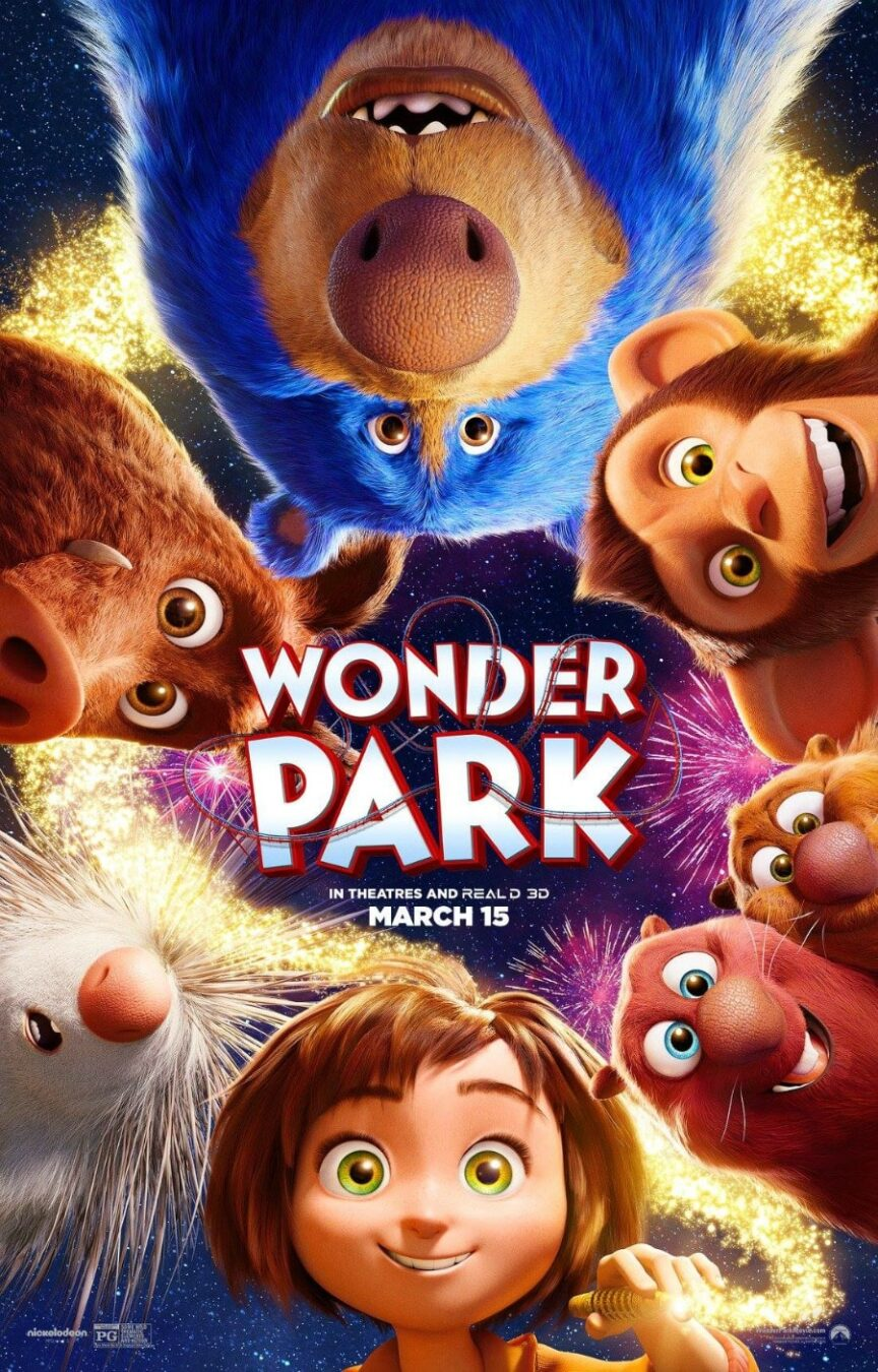 Wonder Park in theaters March 15