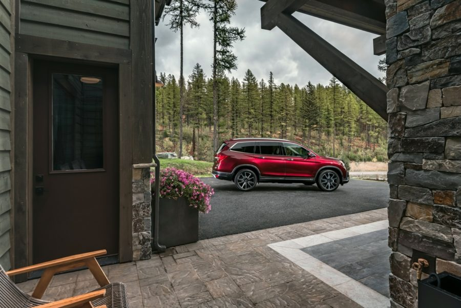 7 Reasons the 2019 Honda Pilot Elite AWD is the Best Family SUV