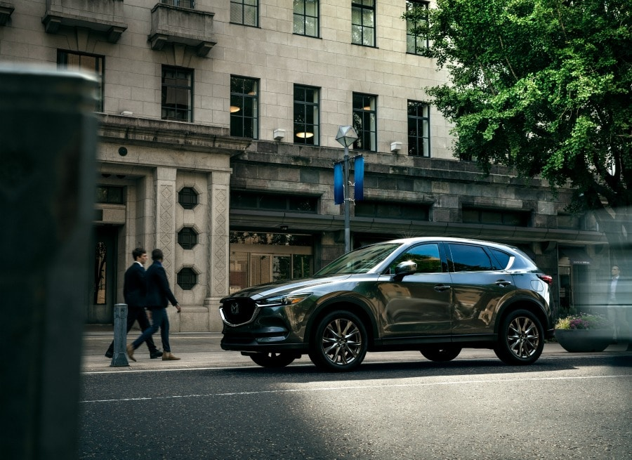 The Mazda CX-5 is a Great Compact Crossover SUV