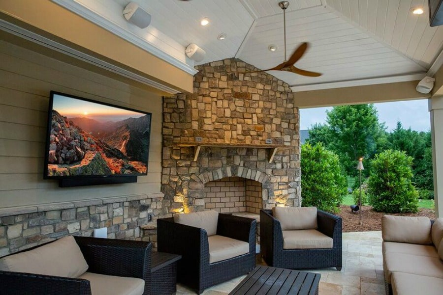 Upgrade Your Outdoor Space with a SunBrite Outdoor 4K TV
