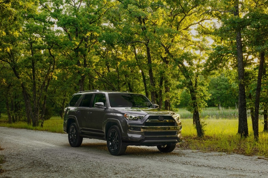 Off Roading in Style in a Toyota 4Runner Limited NightShade