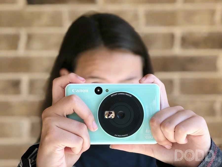Canon IVY CLIQ Photo Camera
