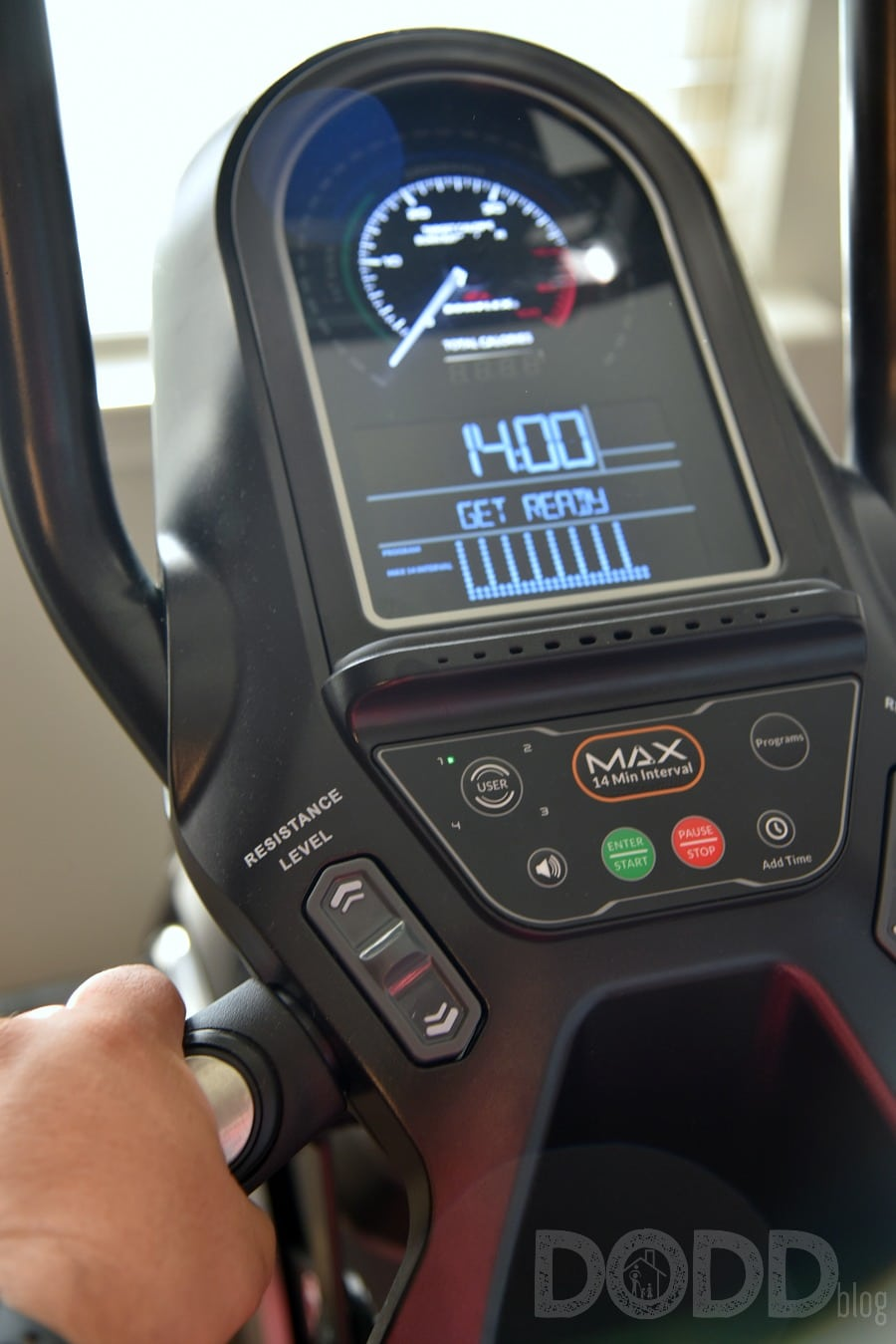 My First Impressions of the Bowflex Max Trainer – I am Scared