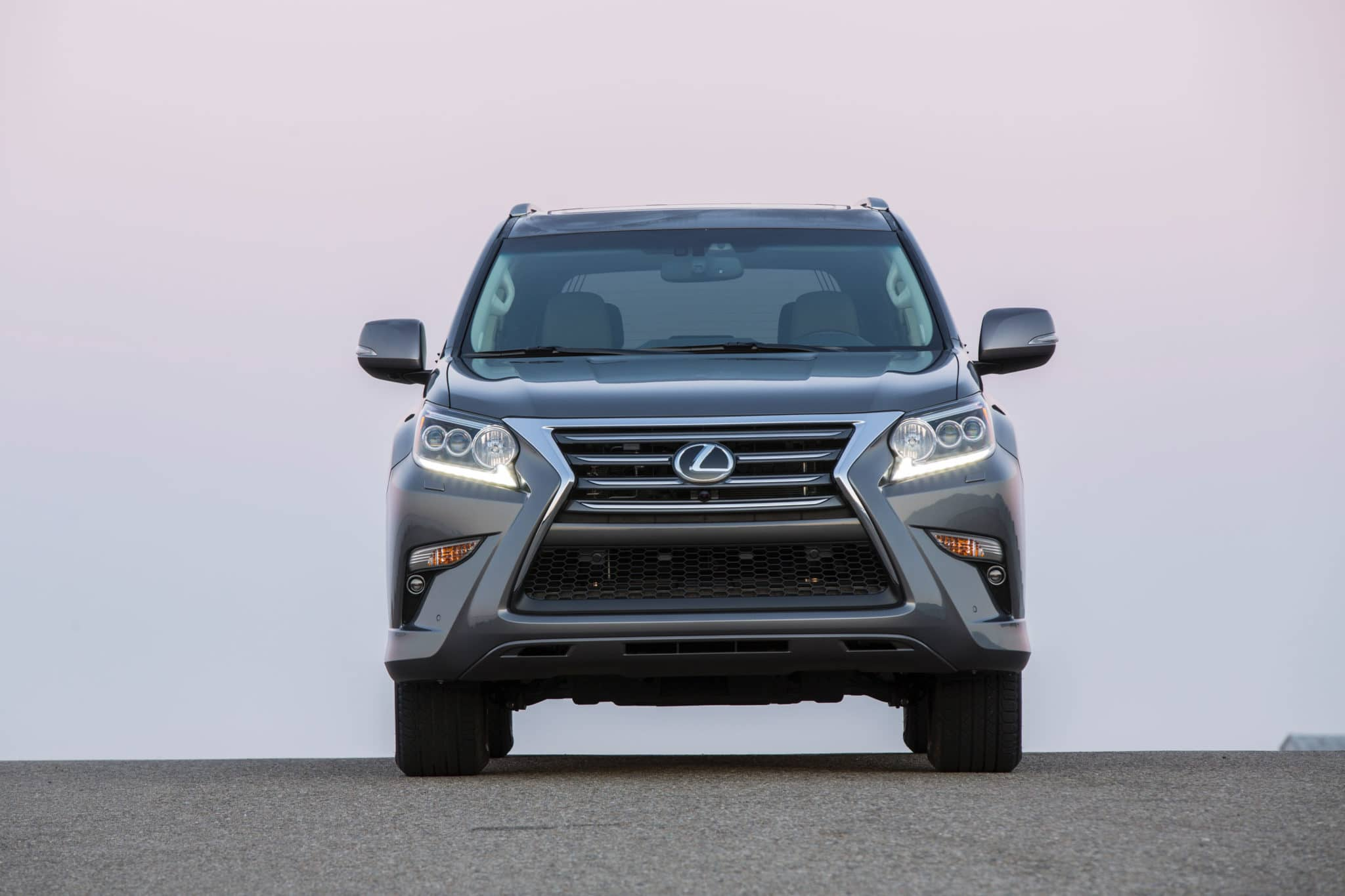 Who Knew a Luxury SUV Can Go Off-Road – Lexus GX 460