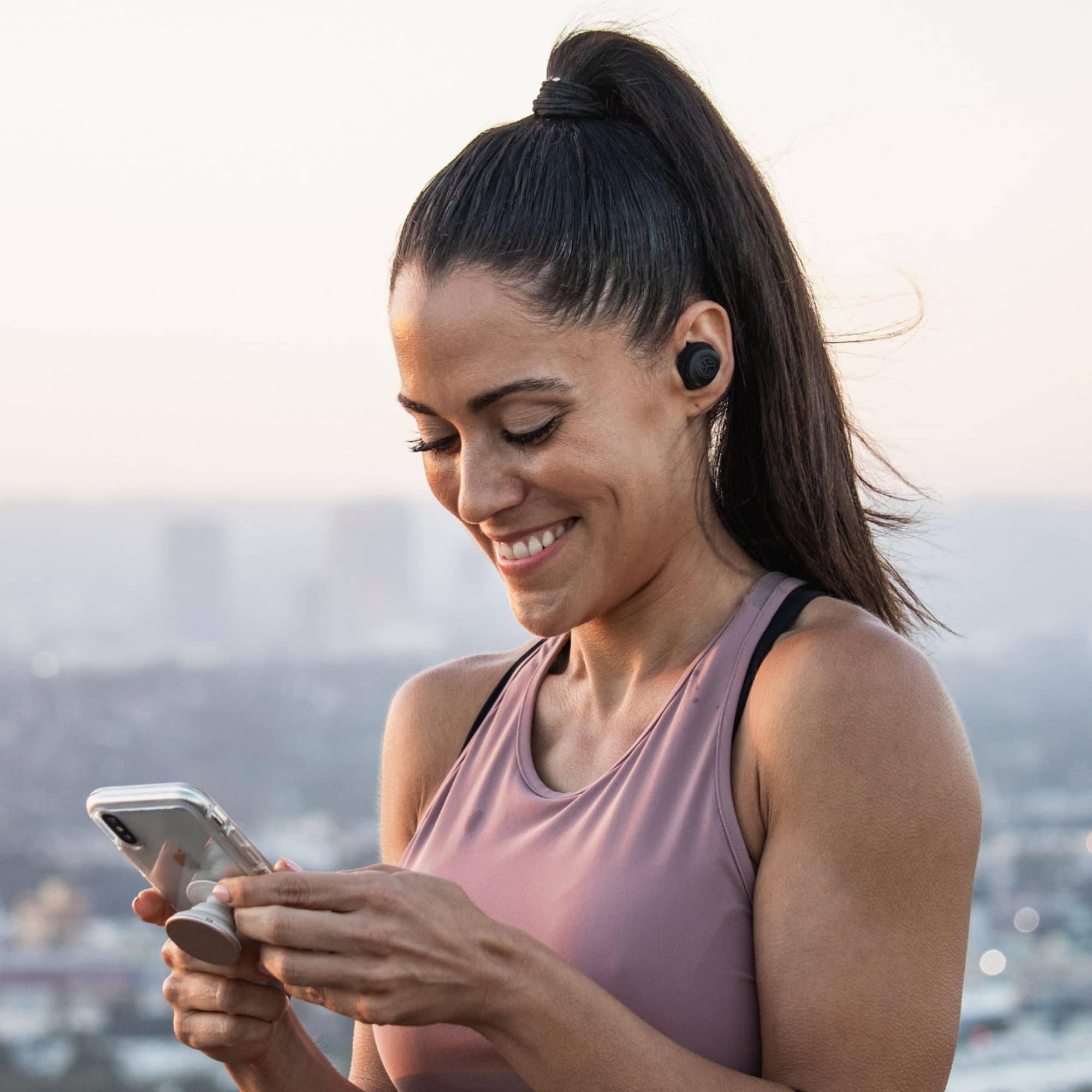 True Wireless Earbud under $100 – JLab Audio