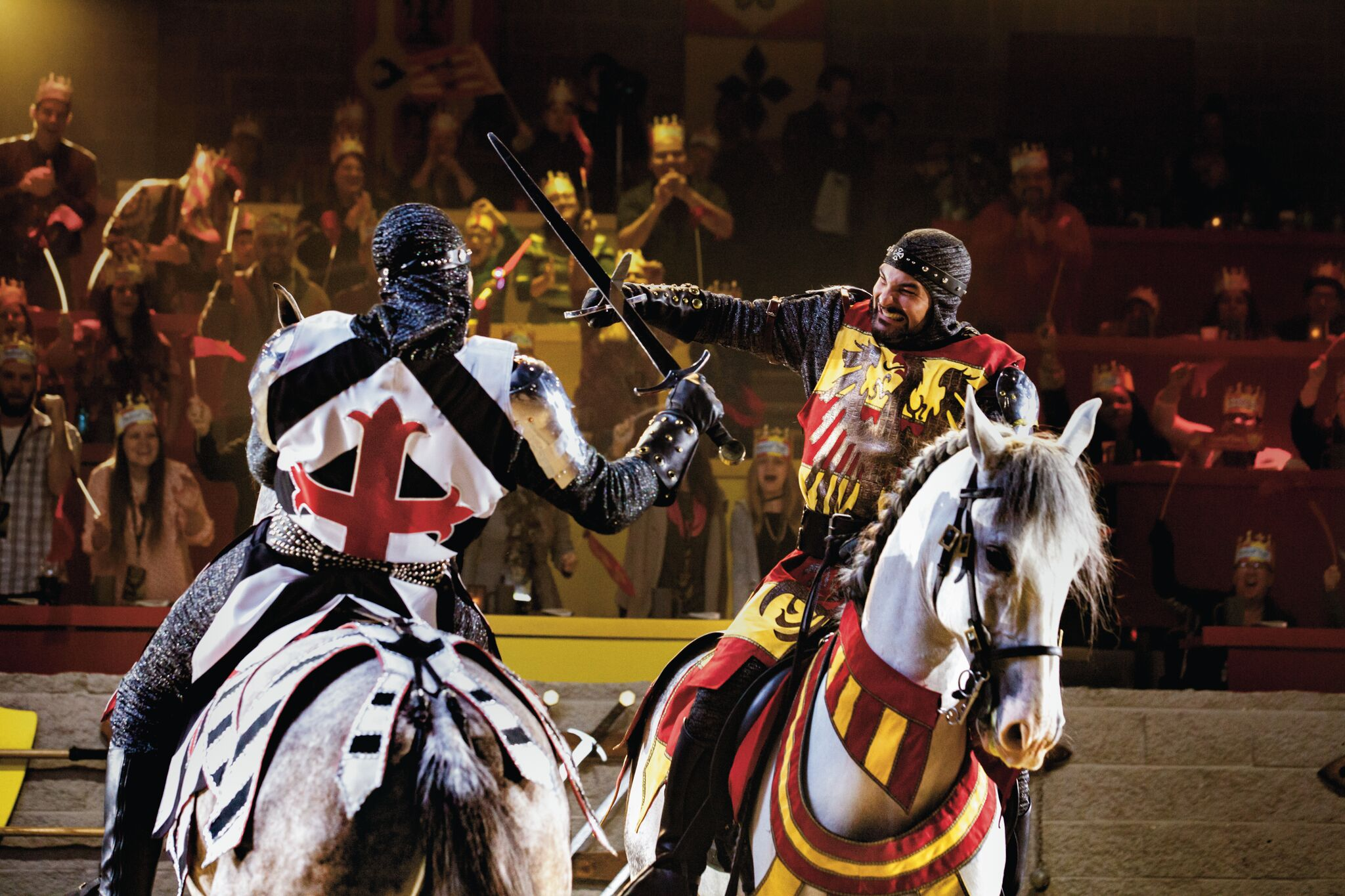 Ready to get Medieval for the holidays?