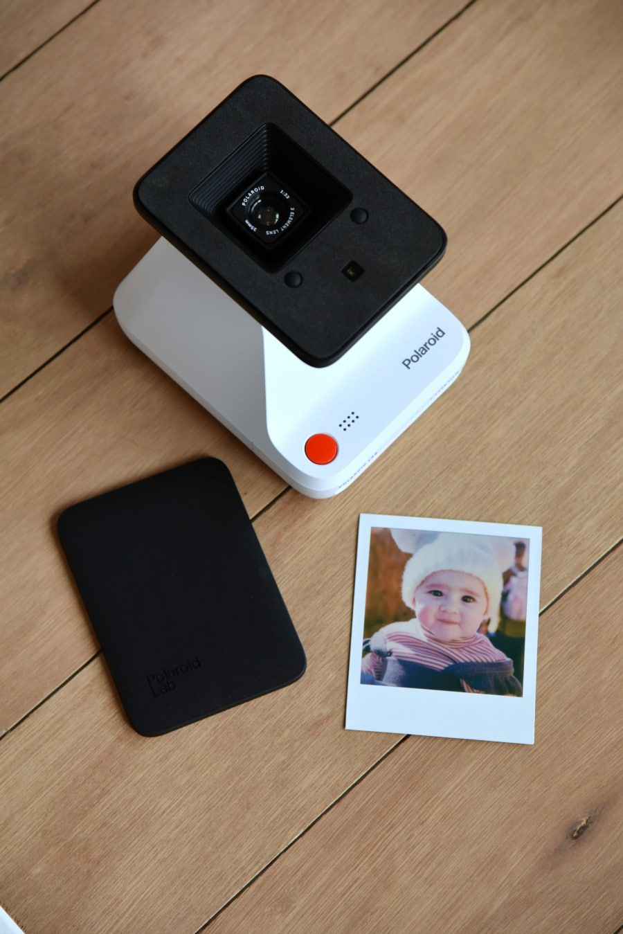 Print Your Smartphone Photos on Polaroid Lab