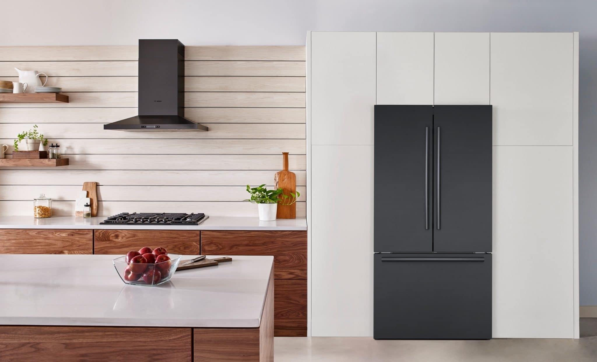 Fresh by Design – Bosch Refrigeration Reinvented