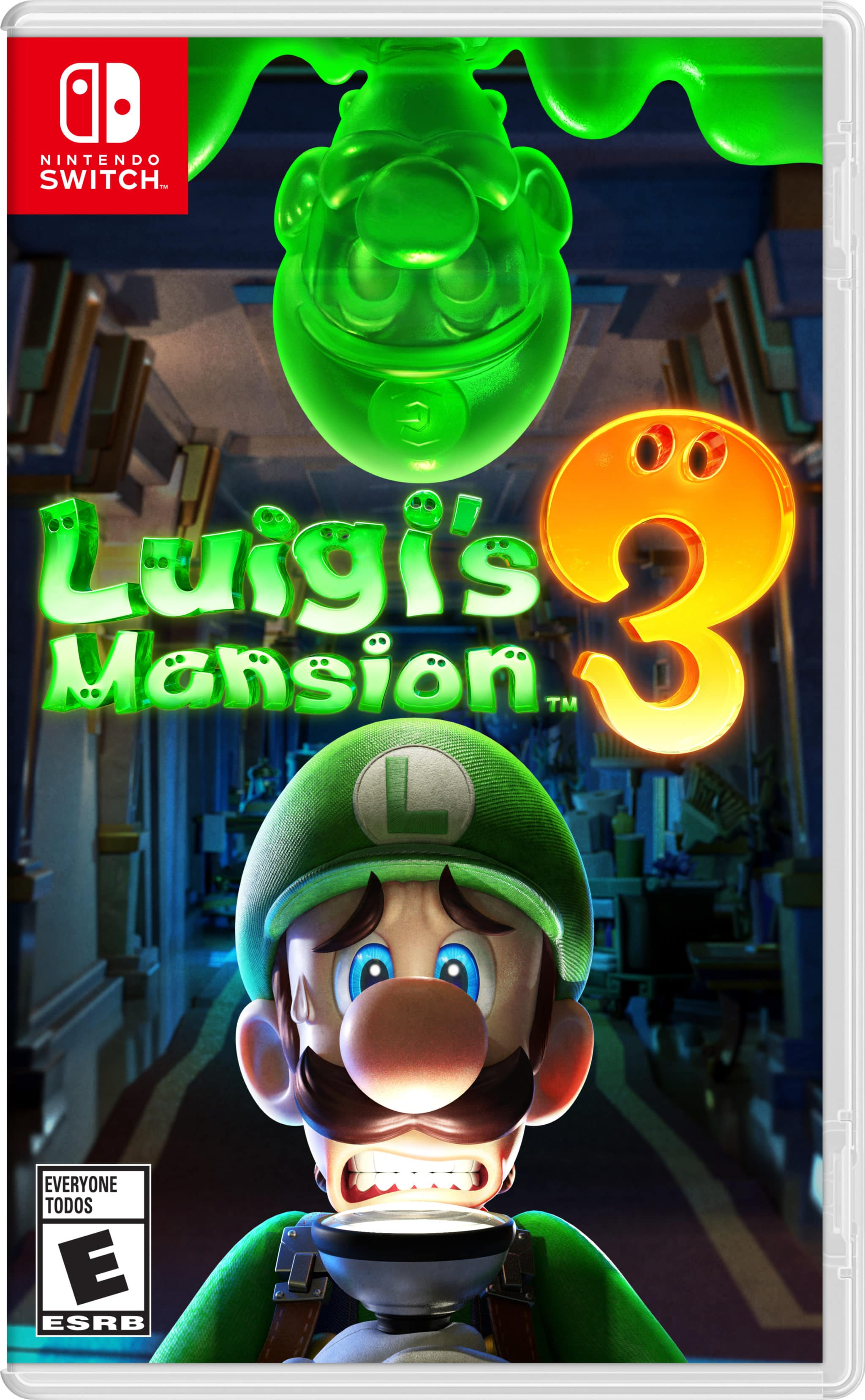 History of Luigi's Mansion 3 and Game Play
