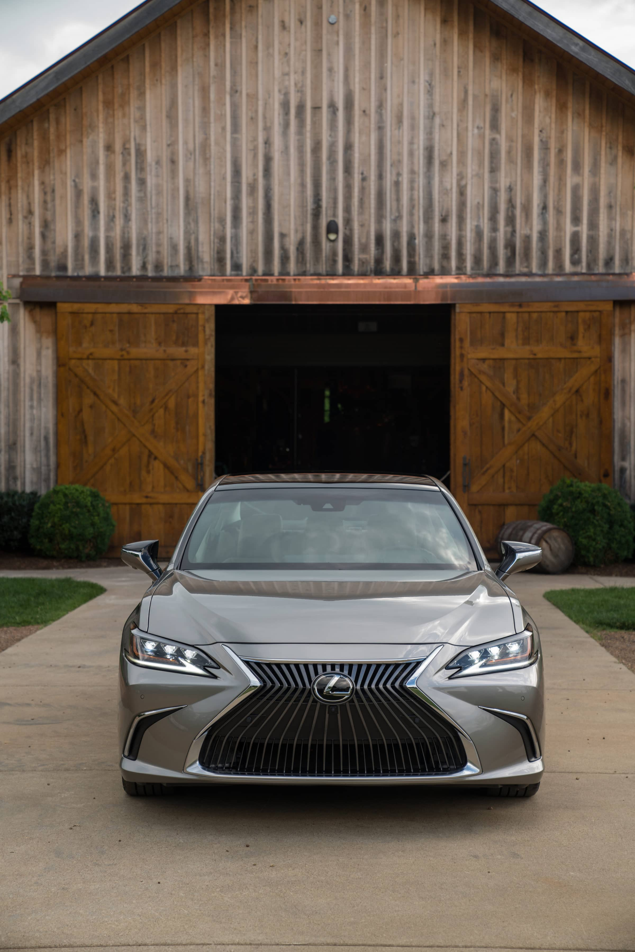 What is New on the 2020 Lexus ES