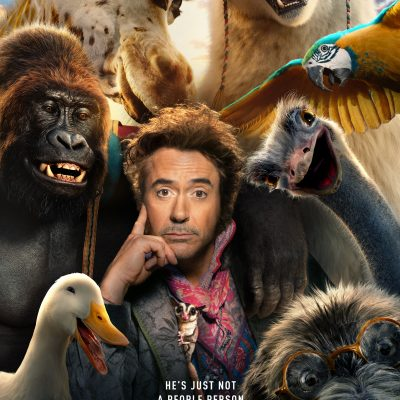Robert Downey Jr. – Dolittle