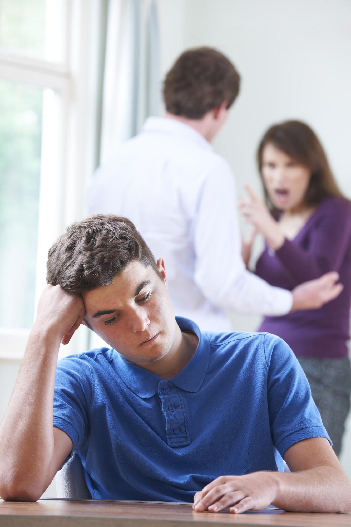 Advice For Helping Children Through A Divorce