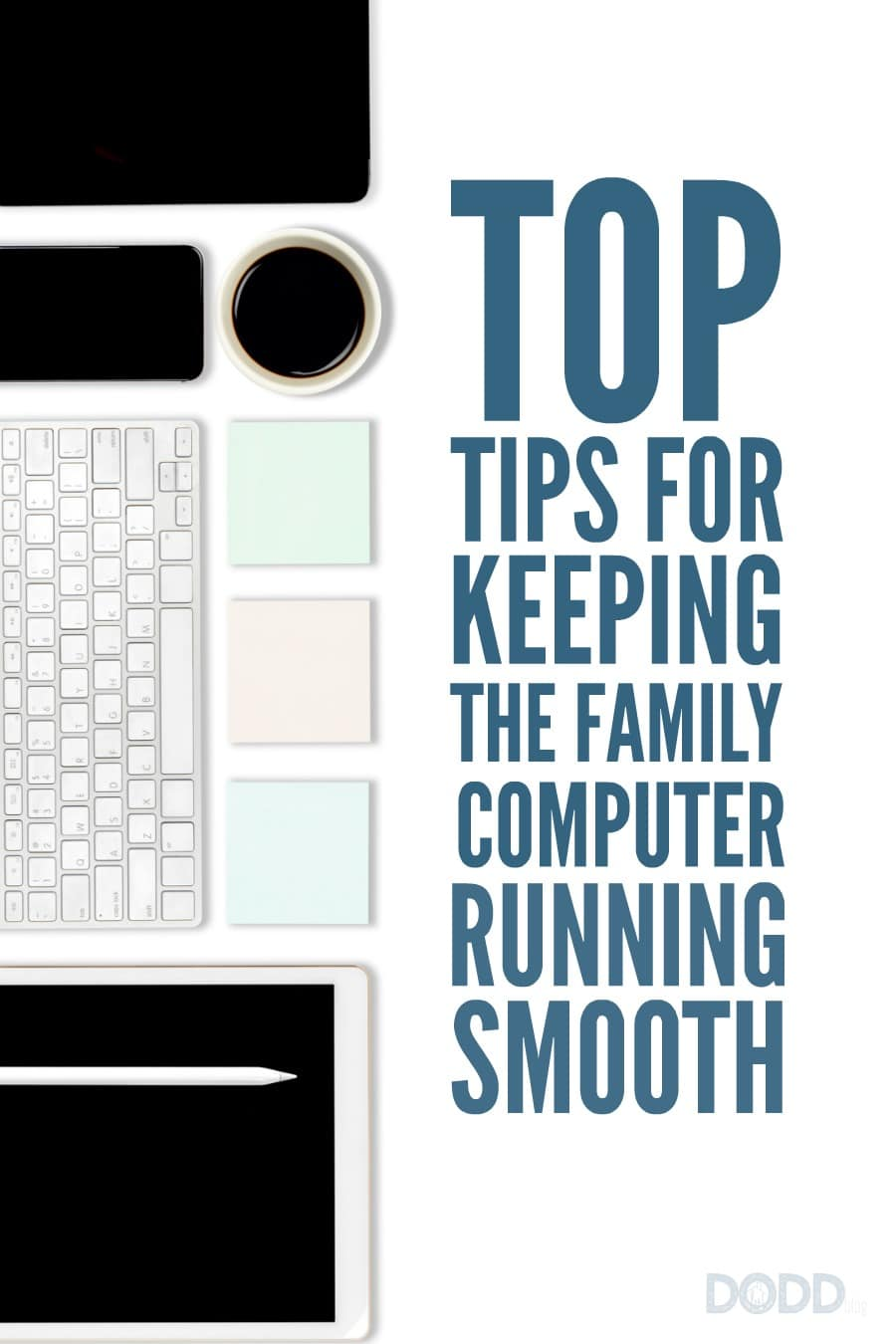 Talk to your kids about using the computer properly, offer advice and guidance and take a few moments to clean the monitor and keyboard at the end of the day.