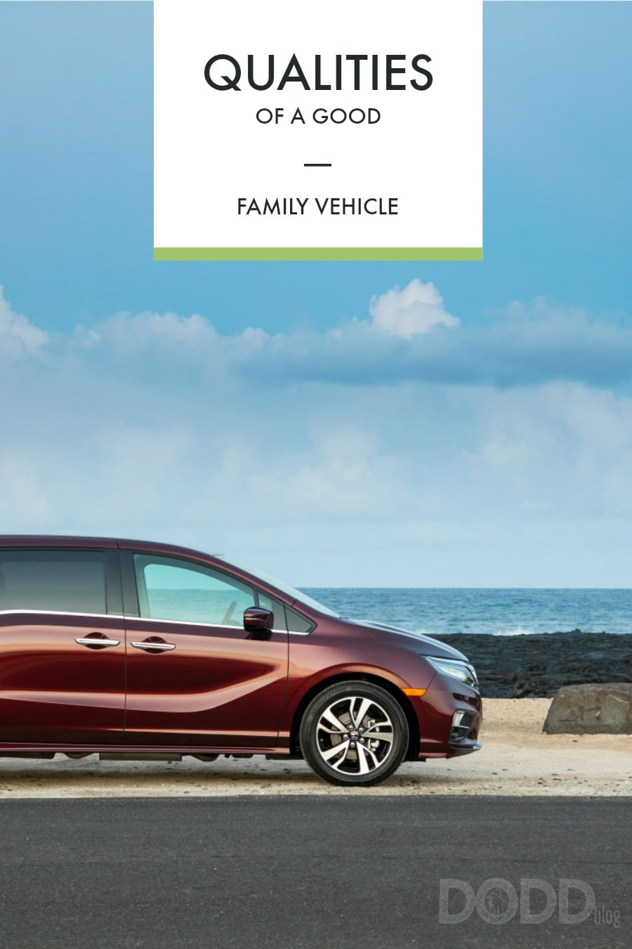 Qualities Of A Good Family Vehicle Vehicle for family