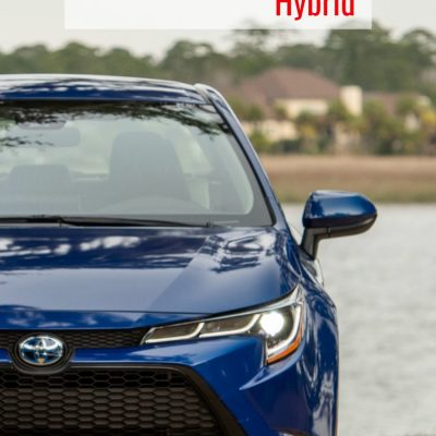 The All-New Toyota Corolla Hybrid is Electrifying